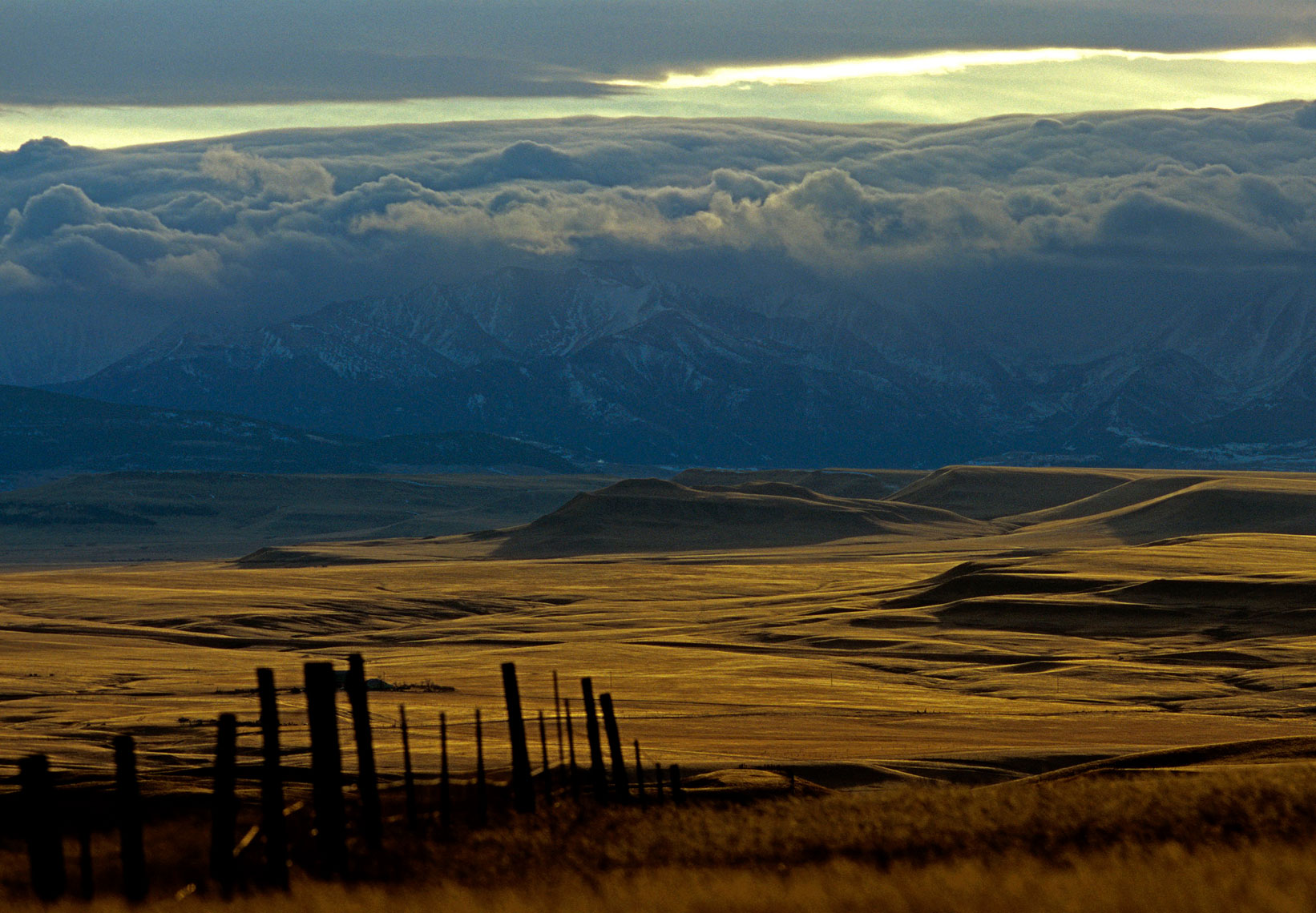 DAP landscape Montana Crazy Mountains film