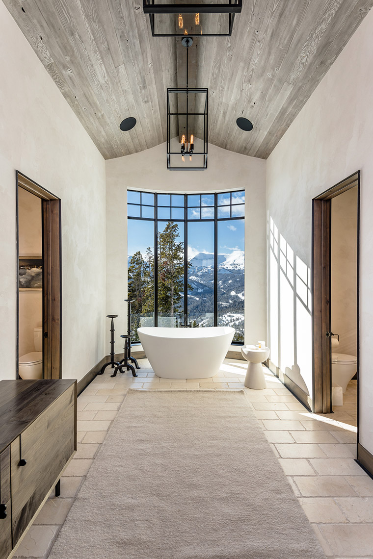architecture Highline Partners bathroom interior design New Age Artisans